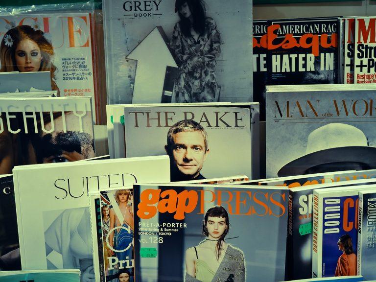 ¿Hay futuro para las revistas de moda?